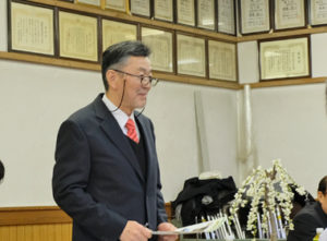 鈴木会長挨拶
