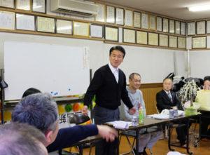 伊藤都市農家部長(副会長)