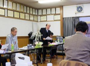 SR荻野代表取締役社長