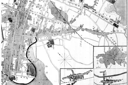 岩槻市街図02