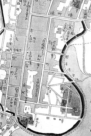岩槻市街図有楽町03