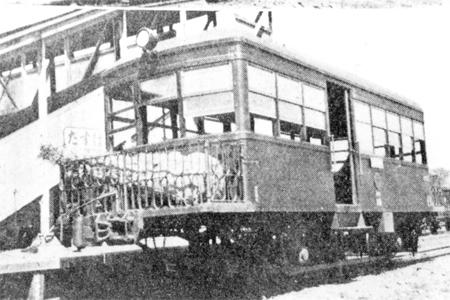 蓮田駅のキハ1
