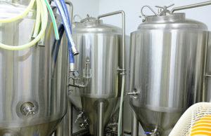 醸造タンク